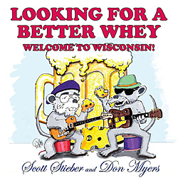 New CD! Looking For A Better Whey